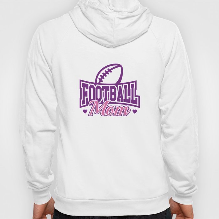 Football Mom Hoody