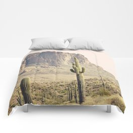 Superstitious Mountain Comforters