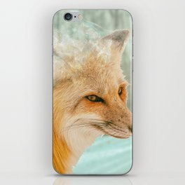 Spirit Fox iPhone Skin
