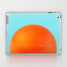 MONTREAL PASTEL Orange Julep Laptop & iPad Skin