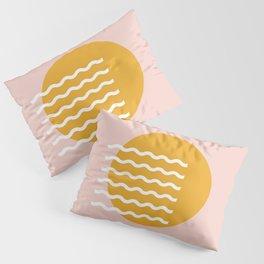 Sun & Water I  Pillow Sham