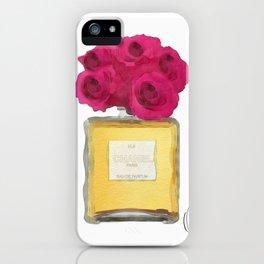 EAU DE PARFUM V.2 iPhone Case