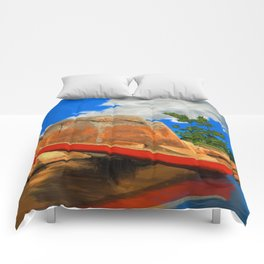 Day Tripping  Comforters