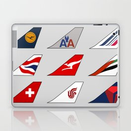 Tail Fins Collection Laptop & iPad Skin