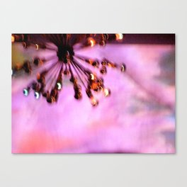 Dancefloor Canvas Print