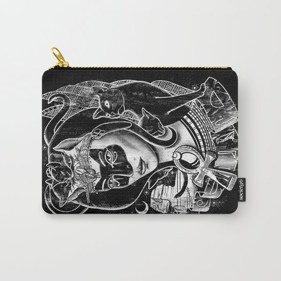 Bastet Carry-All Pouch