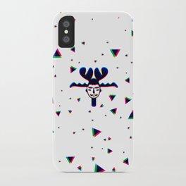 TRIPboy -TANUKI iPhone Case