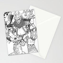 SCUMDOGOFTHEUNIVERSE Stationery Cards