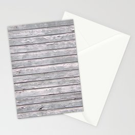 Peeling Paint on Wood Wall, Old Wall, Old Paint, Old Paint Stationery Cards