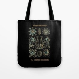 """""""Narcomedusia"""" from """"Art Forms of Nature"""" by Ernst Haeckel Tote Bag"""