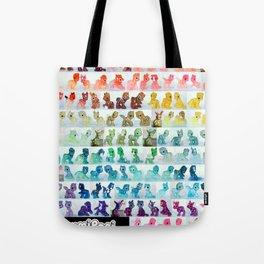 GumiPoni RainbowPoster Tote Bag