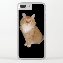 Jack Clear iPhone Case