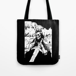 Raze the Kingdom Tote Bag