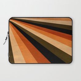 Autumn Stripes Laptop Sleeve