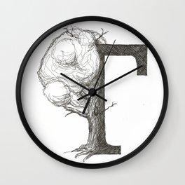 Timtree Wall Clock