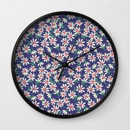 À Ras Les Pâquerettes ! Wall Clock