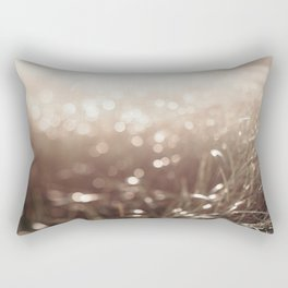 September Beachgrass #2 Rectangular Pillow