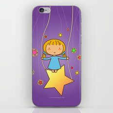 Starry Night iPhone & iPod Skin