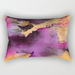Ink #1 Rectangular Pillow