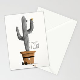 Léon Stationery Cards