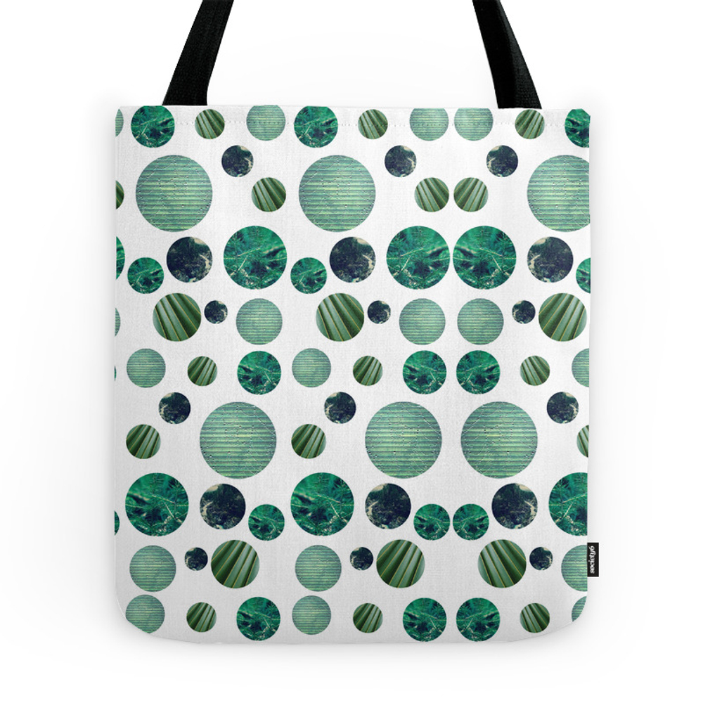 Go Green Tote Purse by infinitepotential (TBG7897946) photo