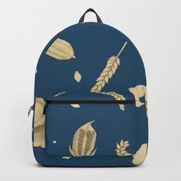 Floral Mesopotamia Backpack