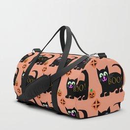 Boo Cat Boo! Duffle Bag