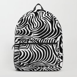 black flow Backpack