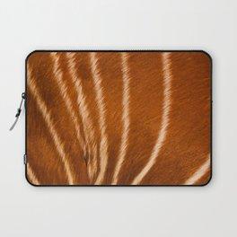 Safari Antilope Fur Texture Laptop Sleeve