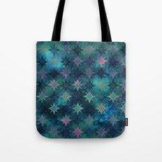 Bohemian Night Skye - Green Tote Bag