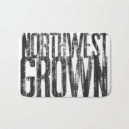 NORTHWEST GROWN Bath Mat