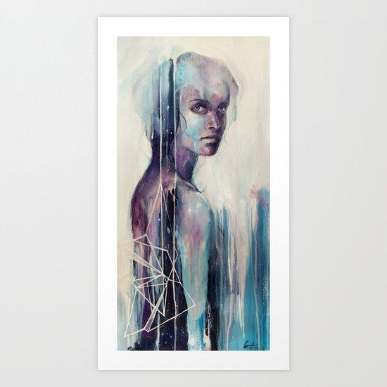 acquiescenza Art Print