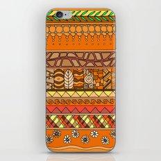 Yzor pattern 012 rich summer iPhone & iPod Skin