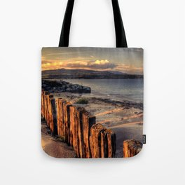 Cunnigar Beach Tote Bag