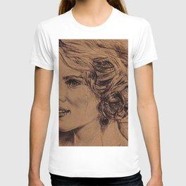 SCARLETT JOHANSON T-shirt