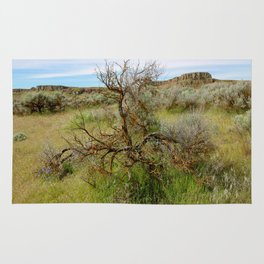 Crab Creek Tree Rug