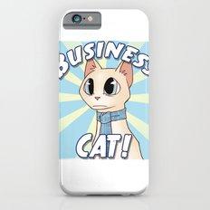 Business Cat! iPhone 6s Slim Case