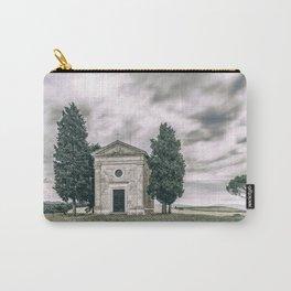 Cappella della Madonna di Vitaleta Carry-All Pouch