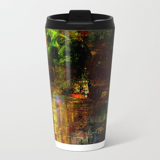 Need to believe Metal Travel Mug