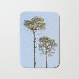 Coniferous Tree Series 2 of 3 Bath Mat
