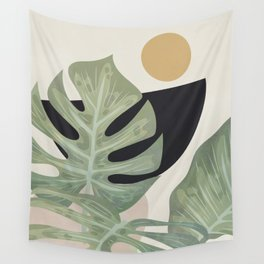 Elegant Shapes 16 Wall Tapestry