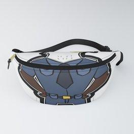 Adler police Vogel security Gift Fanny Pack