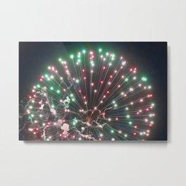 Marina Fireworks 2018 view 5 Metal Print
