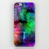 no face iPhone & iPod Skins featuring face by  Agostino Lo Coco