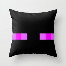 Enderman Throw Pillow