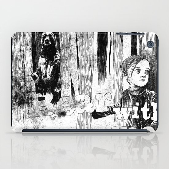 Bear With Me iPad Case
