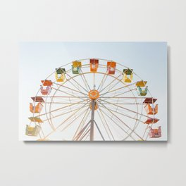Summertime Fun Metal Print