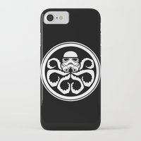 hydra iPhone & iPod Cases featuring Hydra Trooper by Don Calamari