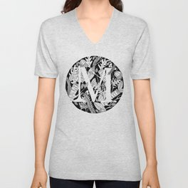 Woodsy M Unisex V-Neck