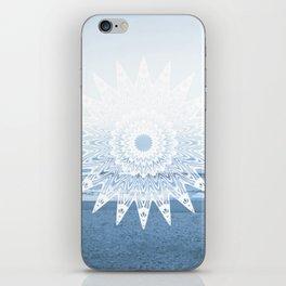 Surf mandala iPhone Skin